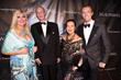 H.H. Dr. Princess Antonia Schaumburg-Lippe, H.H. Prince Waldemar Schaumburg-Lippe, Sue Wong and H.H. Dr. Prince Mario-Max Schaumburg-Lippe