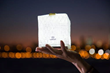 SOLIGHT Design's SolarPuff Lights the Way at the United Nations' Sustainable Development Summit 2015