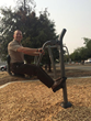 PlayCore awards Fitness National Demonstration Site™ Award to Clovis Old Town Trail Outdoor Fitness Park