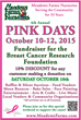 Meadows Farms to Host Fundraiser for Breast Cancer Research Foundation