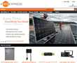 AEE Solar Launches the New AEEExpress.com B2B eCommerce Website