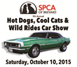 Classic Car Show to Benefit Brevard's Homeless Animals