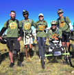 The winning Misfits team at the 2015 Adventure Team Challenge Colorado.