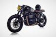 Ride it Like Beckham: The Secrets of David Beckham's Personal British Customs Edition Triumph Bonneville