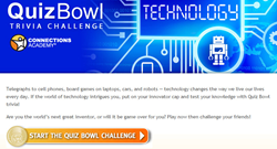 Connections Academy Quiz Bowl Trivia Challenge: Technology Edition screenshot