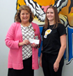 SignUpGenius donated $500 to Sterling Elementary School in Charlotte, N.C., for Scholastic News curriculum.