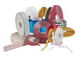 adhesive tape, adhesive tape suppliers, foam tapes, film tapes, finger lift tapes, permanent adhesive tapes