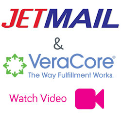 Image promoting video on Jet-Mail and VeraCore