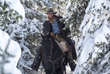 Scott Eastwood on Horseback in Diablo the Movie
