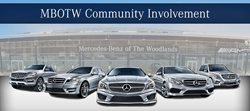 Mercedes Benz of The Woodlands supports Haras Cup through sponsorship