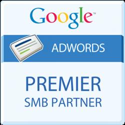 Named a Google AdWords™ Premier SMB Partner
