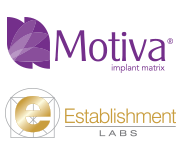 Logo Motiva Implant Matrix and Establishment Labs