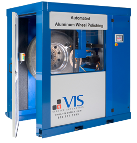 Vehicle Inspection Systems Introduces Wheel Polishing