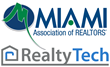 Miami Association of Realtors Adds RealtyTech Inc. as a Preferred Webmaster for Agent Sites and IDX