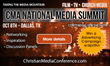 CMA Media Summit in Dallas to Equip Christian Filmmakers