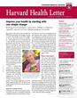 Boost Health with One Simple Change, from the October 2015 Harvard Health Letter