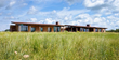 Ward + Blake Architects took design cues from the 290-acre high plains barley field site for the Siddoway home, which was featured in the Wall Street Journal.