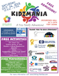 KIDZMANIA 2015 Flyer