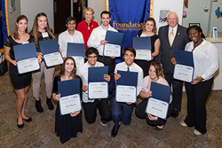 Seminole State scholarship recipients