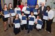 Arias Bosinger Contributes to $75,000 Scholarship Fund