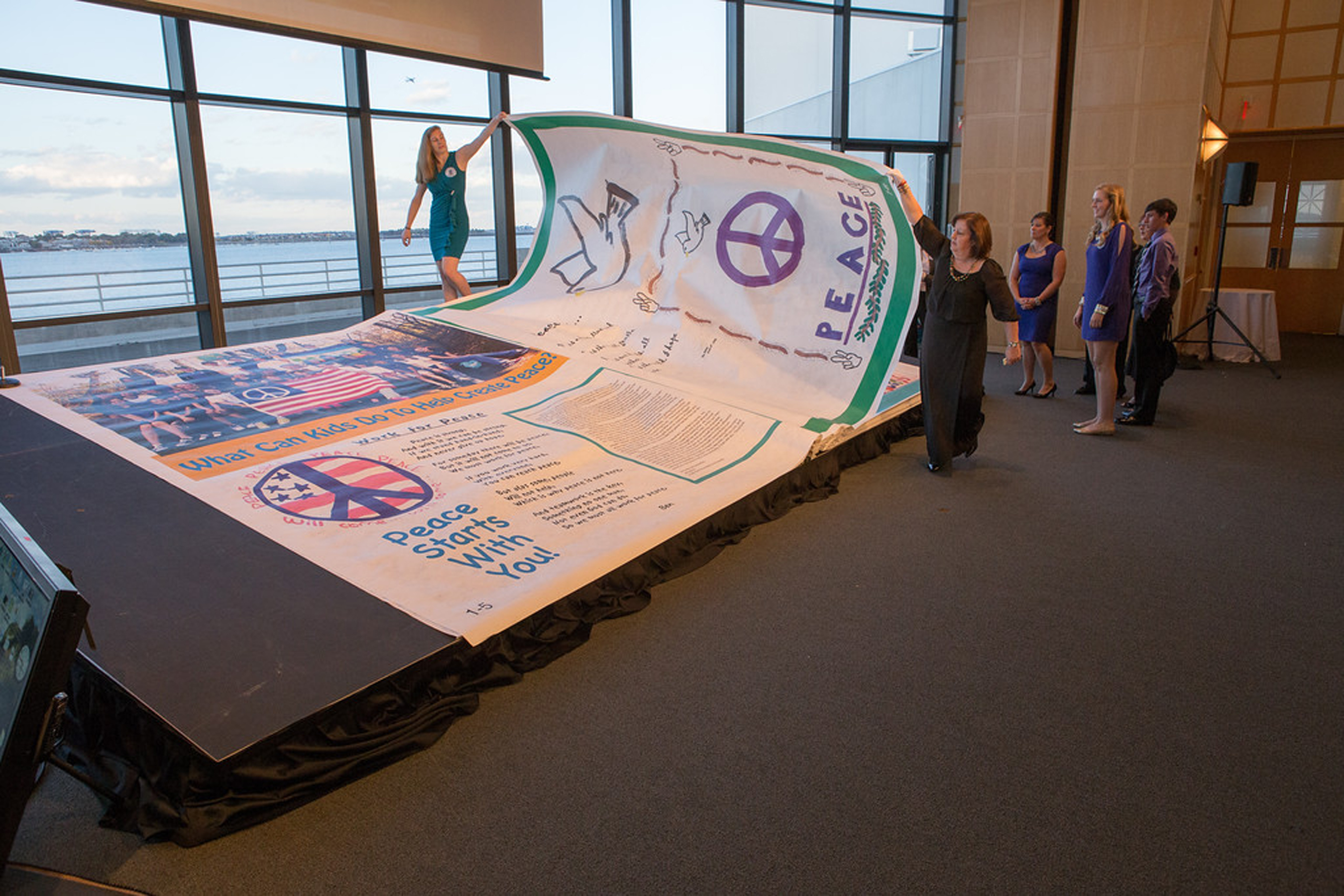 The Big Book: Pages for Peace Project Completes Printing ...