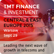 TMT Finance CEE 2015 in Warsaw on September 29