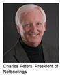 Charles Peters, President of Netbriefings