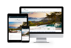 Responsive Design website for Vacation Rental Managers