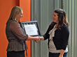 Amber Johnson of Incentive Solutions Honored with Leadership Award