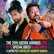 Kevin Smith Will Be Honored With 'Geek Pioneer' Award on The 3rd Annual Geekie Awards Live Broadcast at Nokia