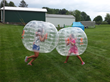 The Cutting Edge of Fun - Bubbleball Arrives in Central Ohio