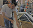 Vocational Rehabilitation Helps Mark Carstens Find a Job Preserving Historic Buildings for Future Generations