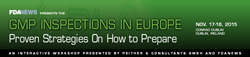 GMP Inspections in Europe -- Ireland
