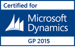 Data Masons Certified For Microsoft Dynamics GP