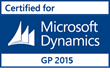 Data Masons Achieves Certified for Microsoft Dynamics GP 2015 (CfMD) Accreditation