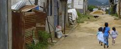 PCI has been working to improve urban neighborhoods in both Haiti and Guatemala.