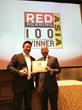 KICK9 Recipient of Red Herring Top 100 Asia Award