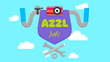 Cartoon Puzzle Game AZZL From Jutiful Launches Today In The App Store