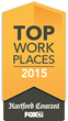 Travel Insured Named a 2015 Top Workplace