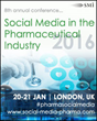 The Social Media Doctor: Pharmaceutical Industry enters into a new and exciting digital era in 2016