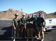 Military Veterans Join Nevada Conservation Corps as Part of Public Lands Partnership