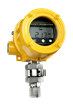The United Electric Safety Transmitter (ST) is the first transmitter to incorporate a logic solver and high capacity safety relay output (SRO) in addition to an industry standard transmitter – all in one explosion-proof enclosure.
