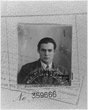 A 1923 passport photo of Ernest Hemingway who found writing inspiration in Paris. Left Bank Writers Retreat visits many Hemingway Parisian haunts.