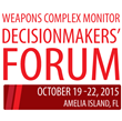 27th Annual Decisionmakers' Forum Full Agenda Features Over 25 Speakers and 30 Hours of Networking Time