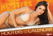 The 30th Annual Hooters Swimsuits Calendar for 2016 will go on sale October 1, 2015. Some proceeds to benefit breast cancer charities.