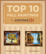 overstockArt.com Reveals Top 10 Art for Fall 2015