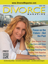 Divorce Magazine Fall 2015 issue