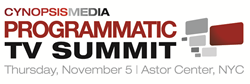 Cynopsis Media Programmatic TV Summit Logo