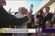 The Pope with his Bleacher Creatures Mini-Me