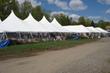 VNA Rummage Sale tents